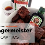 Sunday's Recipe: Jägermeister Brownies!