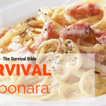 How to Prepare Carbonara – 4 People – 3€