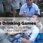 10 Drinking Games You Have to Try Before Your Liver Fails