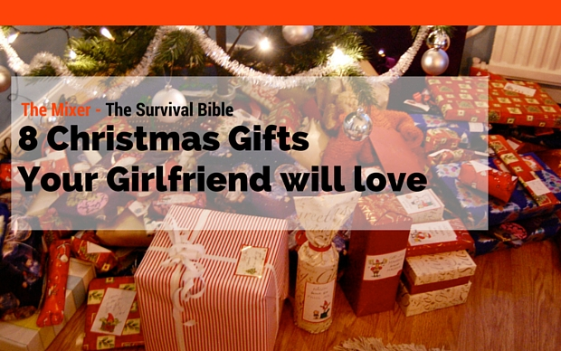 8 christmas gifts for your girlfriend the survival bible