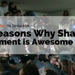 10 Reasons Why Sharing Apartment is Awesome.