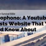 Κασετόφωνο: a Youtube's playlists website that you should know about.